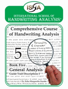 Comprehensive Course of Handwriting Analysis book 5